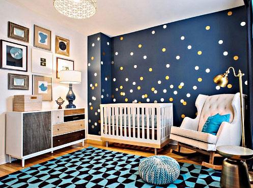 22 inspirasi desain kamar bayi laki-laki minimalis sederhana