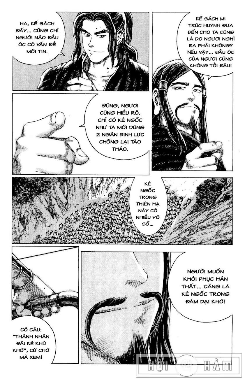 Hỏa phụng liêu nguyên Chương 95: Kẻ ngốc trong đám dại khờ (Beta) trang 14