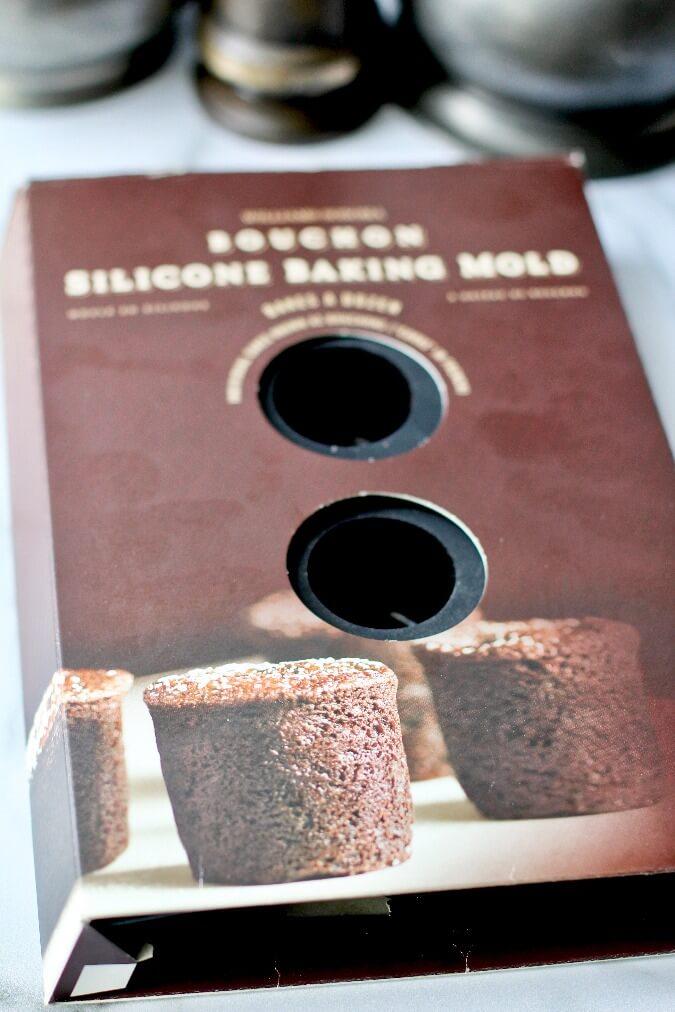 Chocolate Bouchon pan