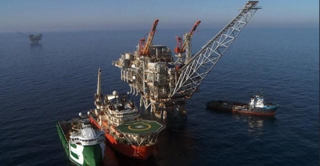 أمريكا تقدم 430 مليون دولار لمصر للتأمين على مشروع استيراد الغاز من إسرائيل