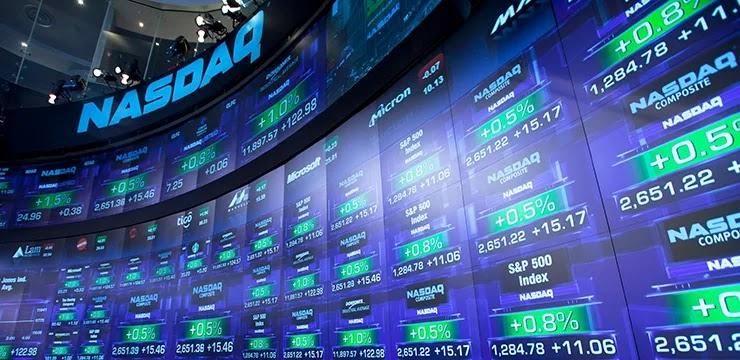 Американская биржа NASDAQ