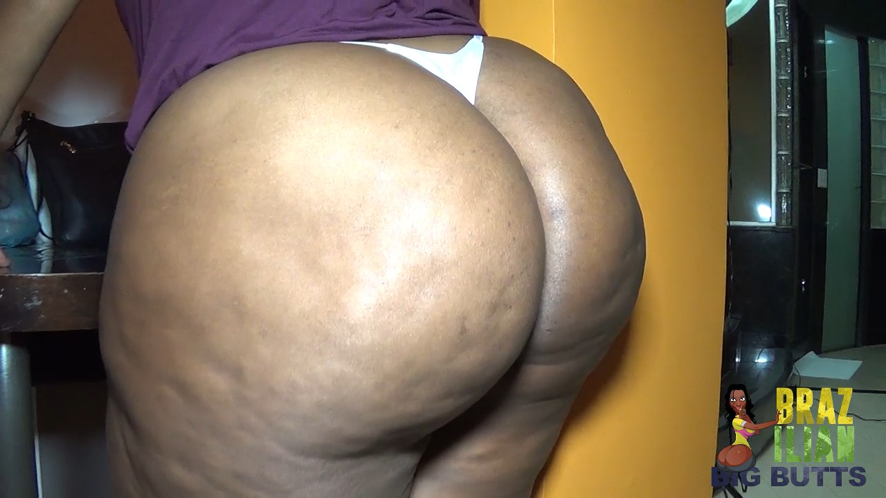 Big ass in motion