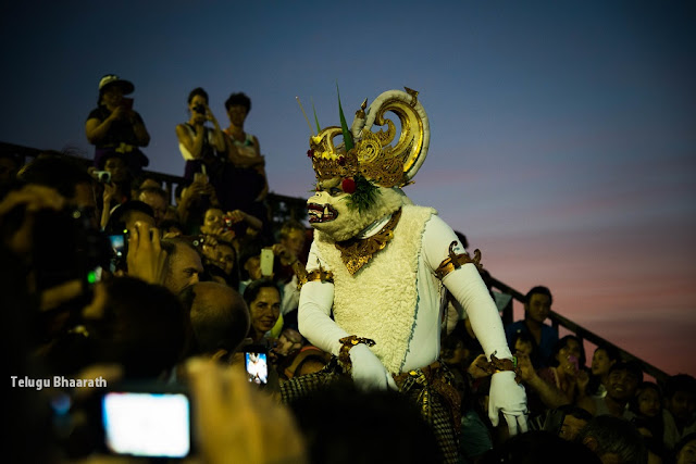 హనుమంతుని నాటకము - ఇండోనేషియా