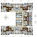 Mặt bằng chính thức căn hộ Lạc Hồng Lotus N01 T5 Ngoại Giao Đoàn