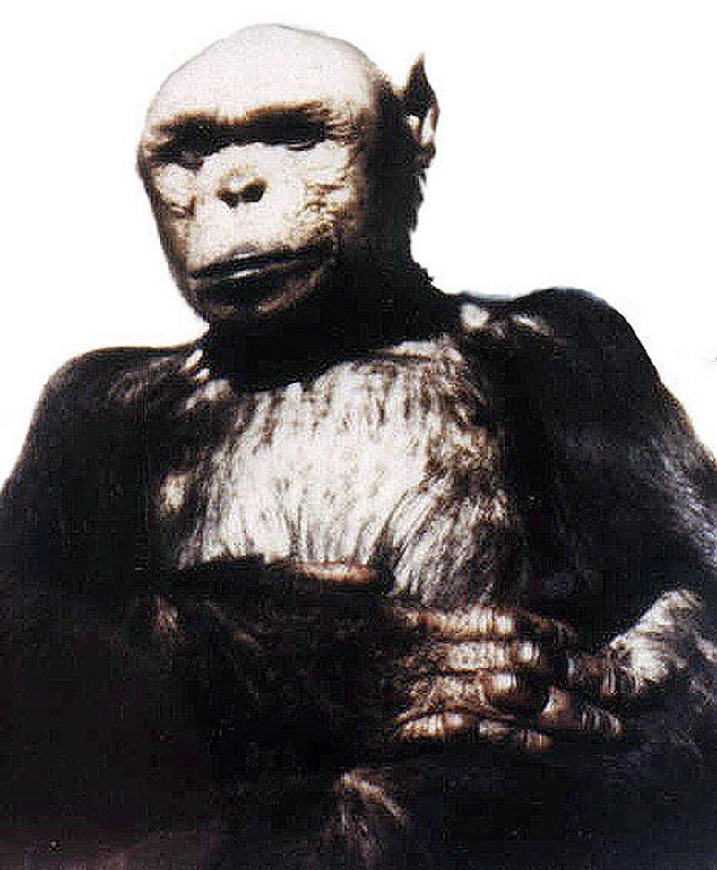 humanzé, híbrido humano-macaco, stalin, chipanzomem