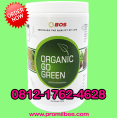 Organic Go Green (OGG) Diet sehat
