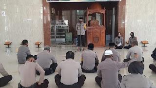 Wakapolres Pangkep, Tahun Baru Islam semangat Hijriah bangun Polisi Promoter