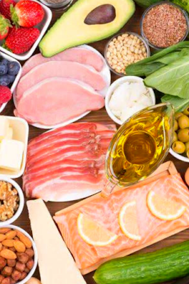 The Keto Diet Plan And The Keto Diet Food Recipe Menu For Beginners