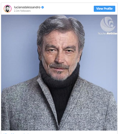Lucianodalessandro Faceapp