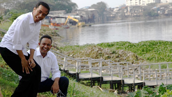 Soal Banjir Jakarta, Anies: Sungai Antar Provinsi adalah Tanggung Jawab Pemerintah Pusat