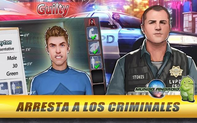 Jugabilidad de CSI: Hidden Crimes
