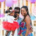Sarkodie teaches Titi new words in this adorable video