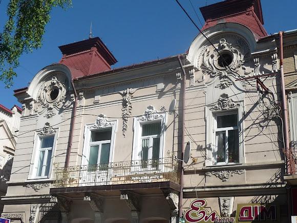 Дрогобич. Будинок по вул. Мазепи