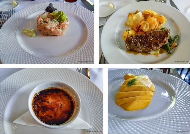 Comer no Porto, Portugal: Restaurante Cafeína, na Foz do Douro