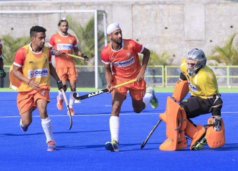 Hockey India; Indian Hockey Team;FIH Men's Champions Trophy