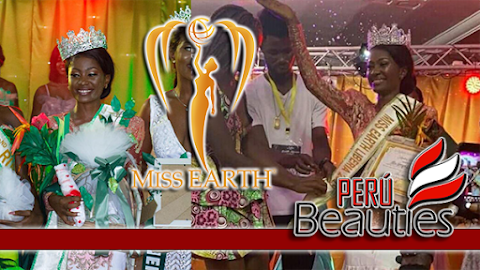 Georgia Bemah es Miss Earth Liberia 2019