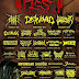FLESH PARTY OPEN AIR 4 - June 9-11 ,2017 Sered/Camping - SLOVAKIA: Full Line Up Confirmed