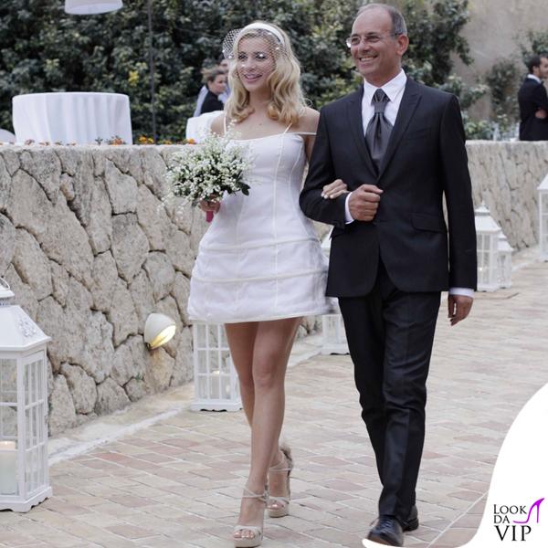 Scarpe Sposa Vip.Oggi Sposi Blog Matrimonio Francesco Sarcina E Clizia Incorvaia