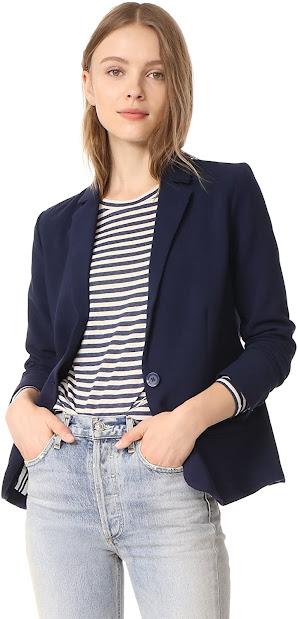Women's Fitted Blazers Jackets