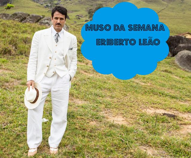Eriberto Leão como Ernesto terá visual impecável e promete arrancar suspiros da mulherada (Foto: Inácio Moraes/Gshow)
