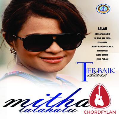 Lirik dan chord Salah - Mitha Talahatu