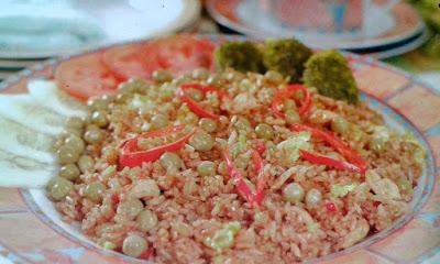 Gambar Resep Nasi Goreng Ayam Terlezat