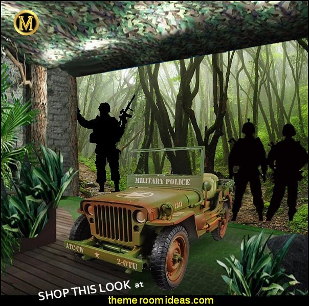 army jungle man cave decorating army bedrooms army decor army room accessories army jungle man cave  Army bedroom ideas - Army Room Decor - army bedroom accessories - Military bedrooms camouflage decorating - Marines decor boys army rooms - camo themed rooms - Military Soldier - Uncle Sam Military home decor - Airforce Rooms - military aircraft bedroom decorating ideas - boys army bedroom ideas - Navy themed decorating - girls camo decor - army jungle man cave
