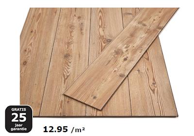 Ikea Golv laminaat