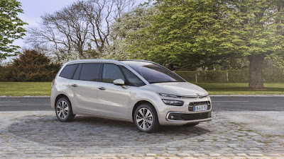 Citroën grand c4 spacetourer monospace 7 places