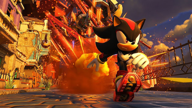 Sonic Forces: PS4 Review