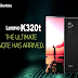 Lenovo K320t Launch With HD Full Screen, price, specifications, features