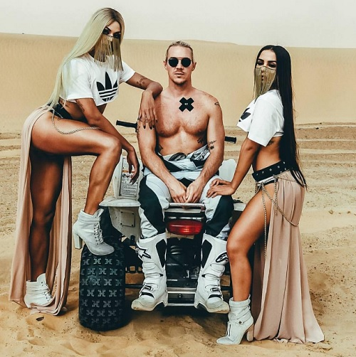 Major Lazer Premiere 'Sua Cara' video feat. Anitta & Pabllo Vittar