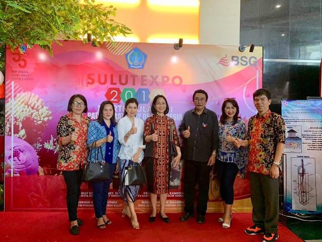 DPRD Kota Manado Hadiri Sulut Expo 2019 di Jakarta