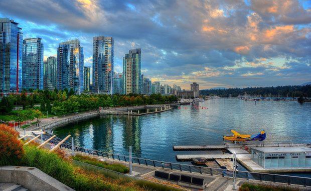 Visita Vancouver Canadá