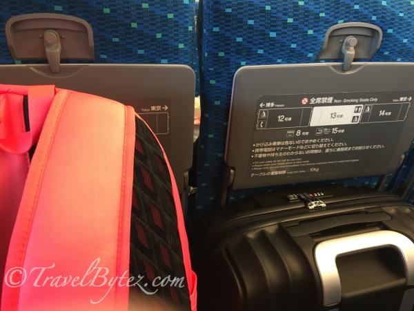 From Shinagawa Station to Kyoto (Station)
