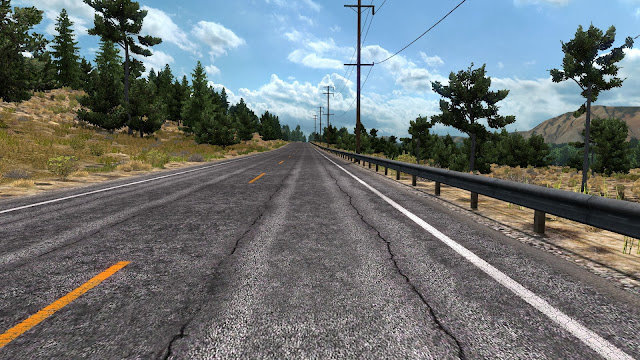 ats realistic roads v3.2 screenshots 2