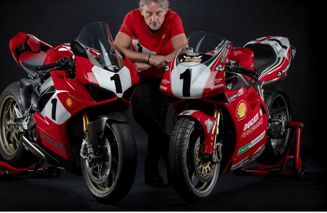 Ducati launch India her anniversary edition 916 superbike