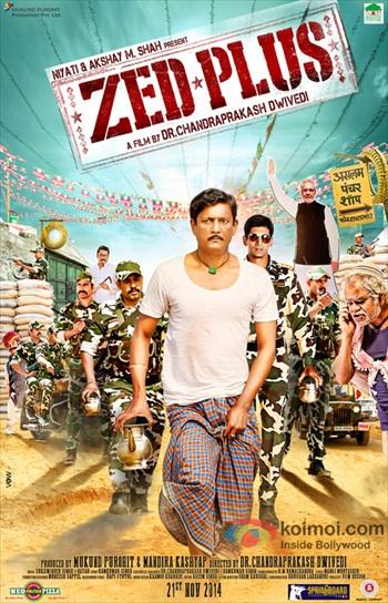 Zed Plus 2014 Hindi Movie Download