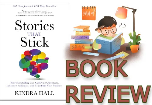 Stories that stick kindra hall book review