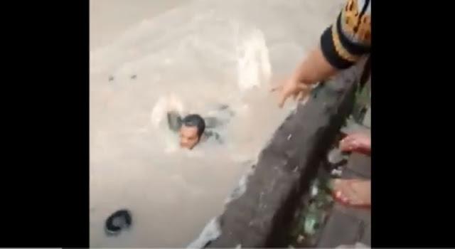 Bocah di Lotim Ini Tewas Karena Terseret Arus Sungai