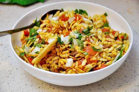 Bhel Puri | Bhel Puri Recipe
