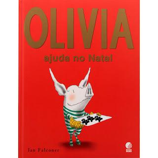 Livro sobre o Natal para crianças