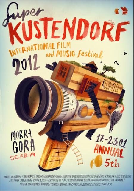10 Contoh Desain Poster Festival Musik Kreatif - GRAFIS