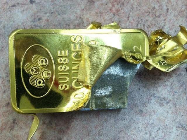 Alamak! Skandal Terbesar dalam Sejarah, China Palsukan 83 Ton Emas Agunan