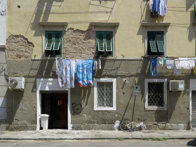 Somewhere in Livorno