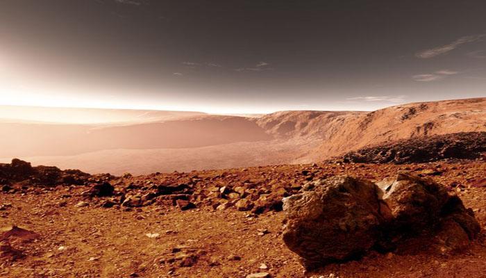 Penduduk Planet Mars
