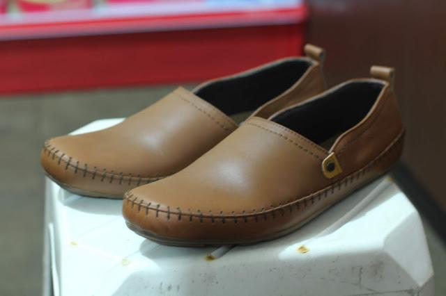 Sepatu Kulit Pria 001