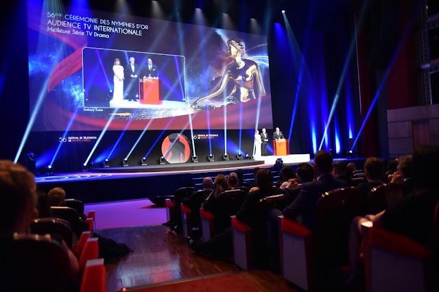 series tv - festival - monaco - stars - petit ecran - ceremonie - television
