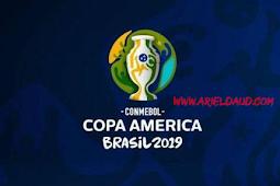 Copa Amerika 2019 di Brasil Tak disiarkan di TV Indonesia, Ini Jadwal dan Link Live Streaming Copa Amerika 2019