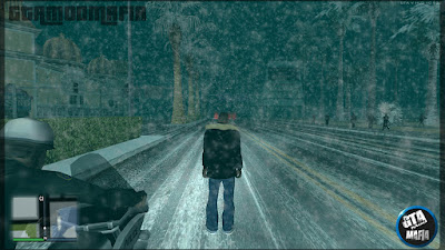 GTA San Andreas Winter City Mod 2021 For Pc Free Download
